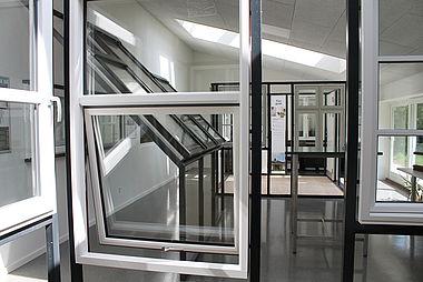 et vinduer og døre