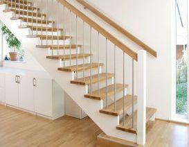 træ til trappe